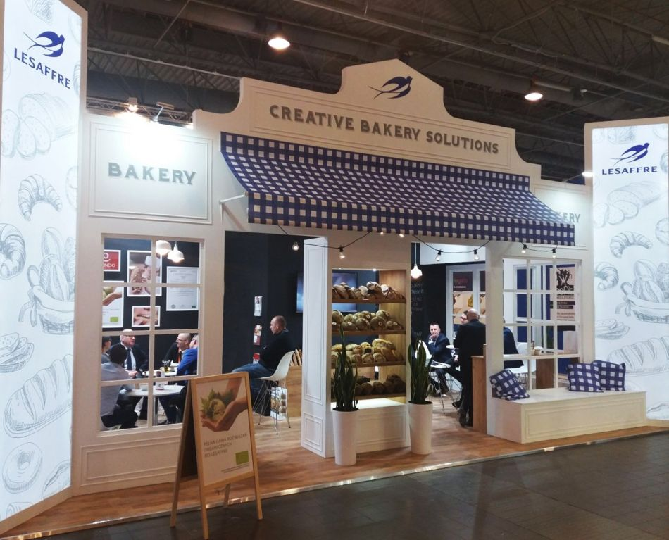 Lesaffre Polska at the Expo Sweet trade fair in Warsaw