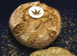 Mix with hemp flour