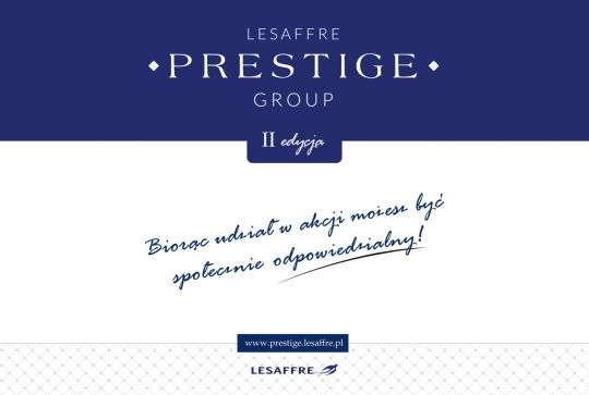 Вторая промоакция Lesaffe Prestige Group