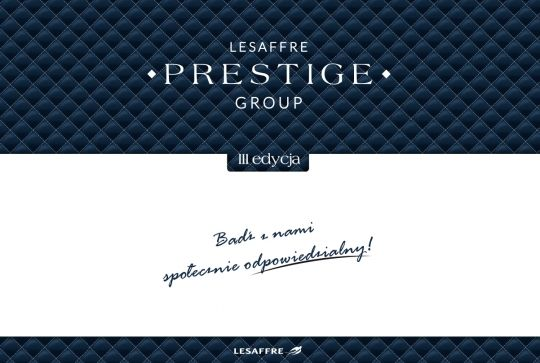 Третья акция Lesaffre Prestige Group.