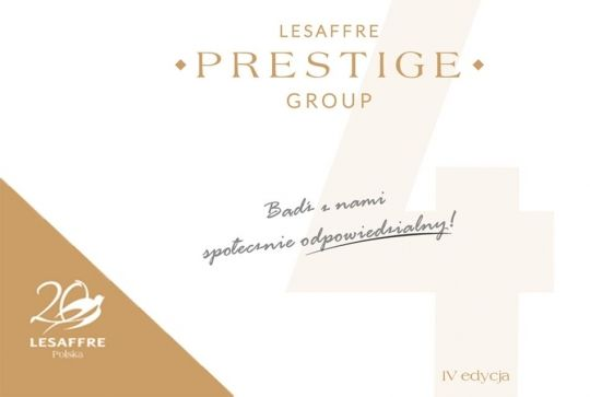 Четвертая акция Lesaffre Prestige Group